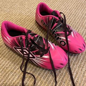 Soccer Shoes Size 2